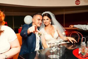 Ženích s nevestou